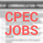 CPEC Jobs in Pakistan