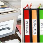 How to Organize Your Papers