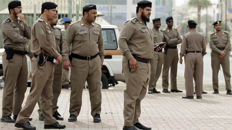 Police Jobs in Saudi Arabia