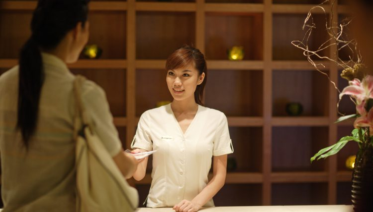 Spa Attendant Jobs in Dubai